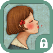 Falling love(kiss me)protector icon