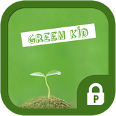 Greenkid protector theme icon