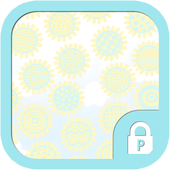 Sunflower smile protector icon
