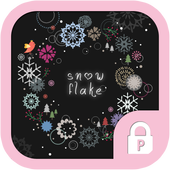 Snow Flake Protector Theme icon