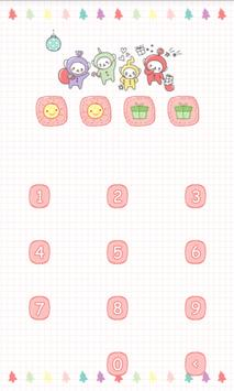 Tobi(santa)Protector Theme apk screenshot