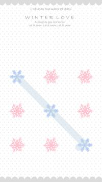 Winter love Protector Theme poster