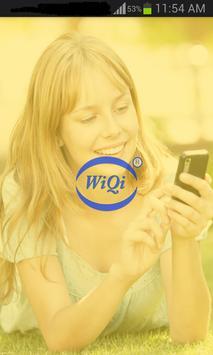 WiQi poster