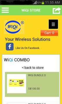 WiQi screenshot 2