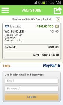 WiQi screenshot 3