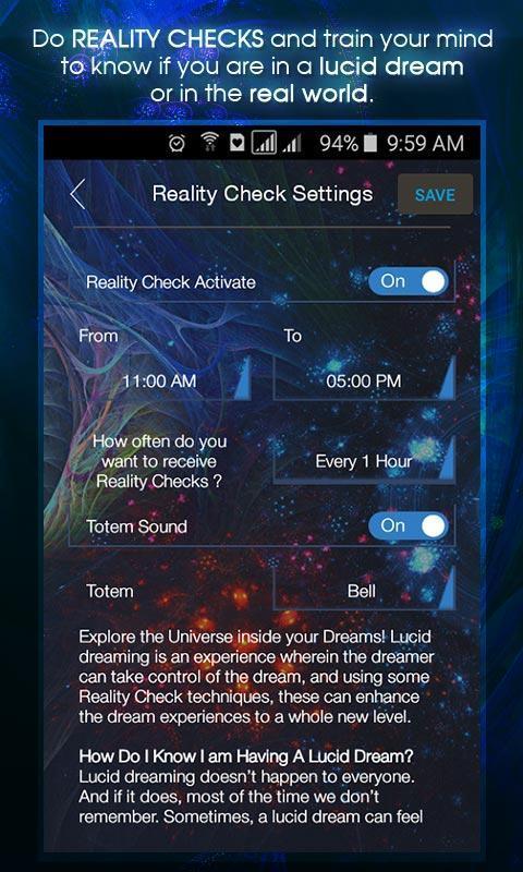 Lucid Dream Trigger Music Embedded — BCMA