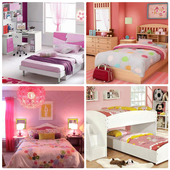 Cute Girls Bedroom Puzzles icon