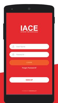IACE poster