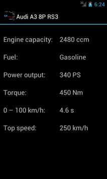 Car Facts apk screenshot