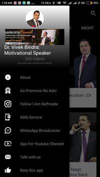 App For Dr Vivek Bindra Motivational speaker screenshot 1