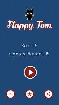 Flappy Tom poster