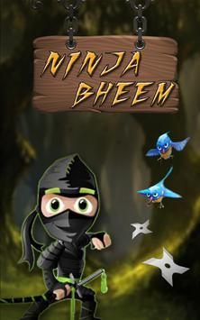 Ninja Bheem poster
