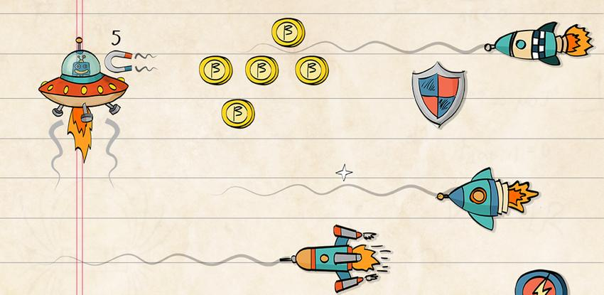 Doodle Space - Lost in Time APK