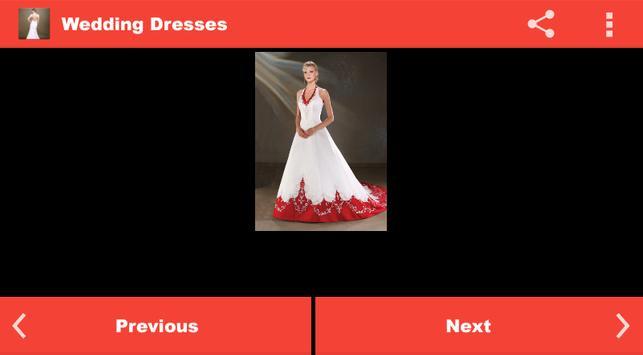 Wedding Dresses screenshot 4