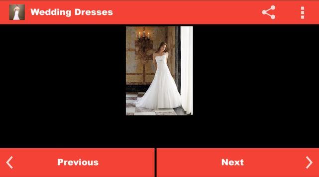 Wedding Dresses screenshot 5