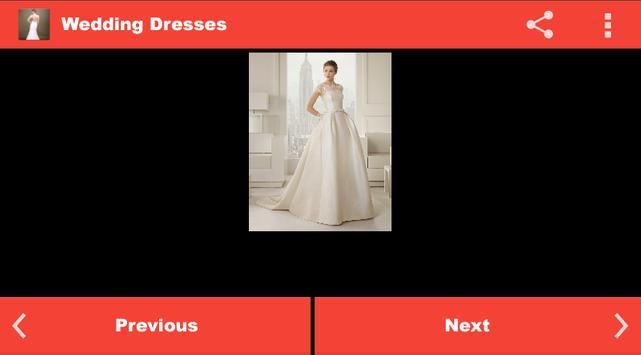 Wedding Dresses screenshot 7