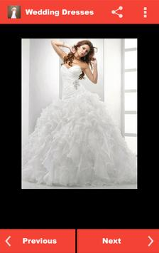 Wedding Dresses screenshot 1