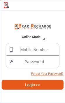 BRAR Recharge poster