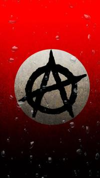 Anarchy water effect LWP poster