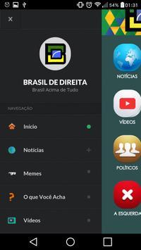 Brasil de Direita apk screenshot