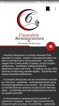 Cassule's Restaurant screenshot 2