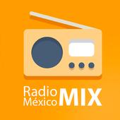 Radio México Mix icon