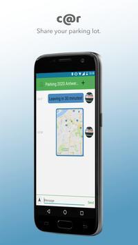 c@r - free car-to-car chat. apk screenshot