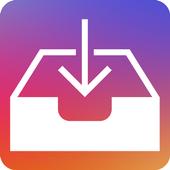 Instasaver Pro for Instagram icon
