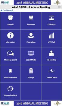 AAVLD USAHA Annual Meeting screenshot 1