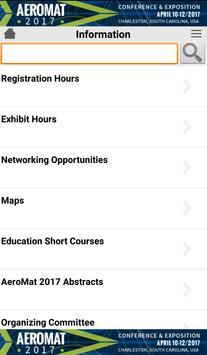 AEROMAT 2017 apk screenshot