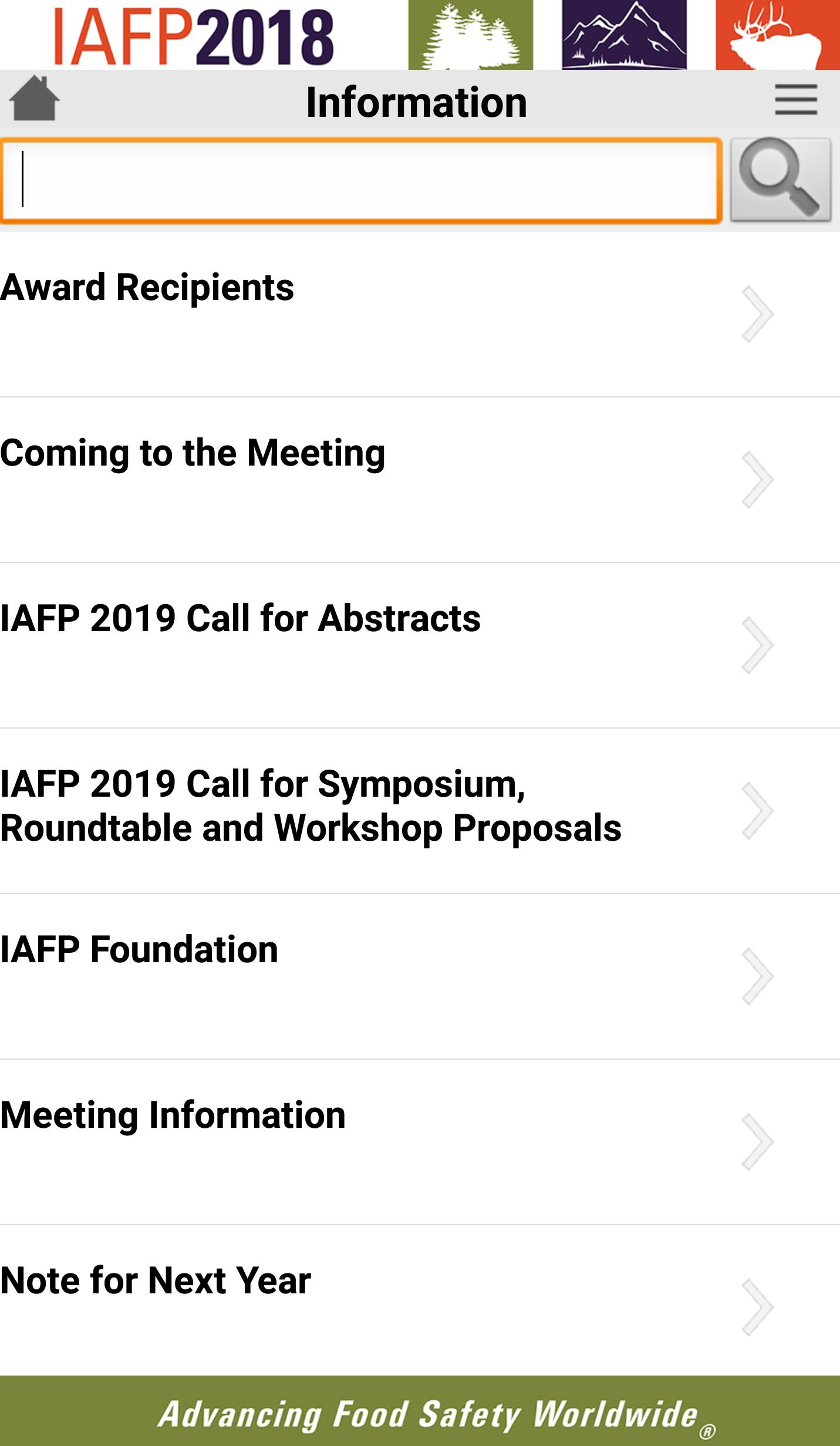 IAFP 2018 for Android - APK Download