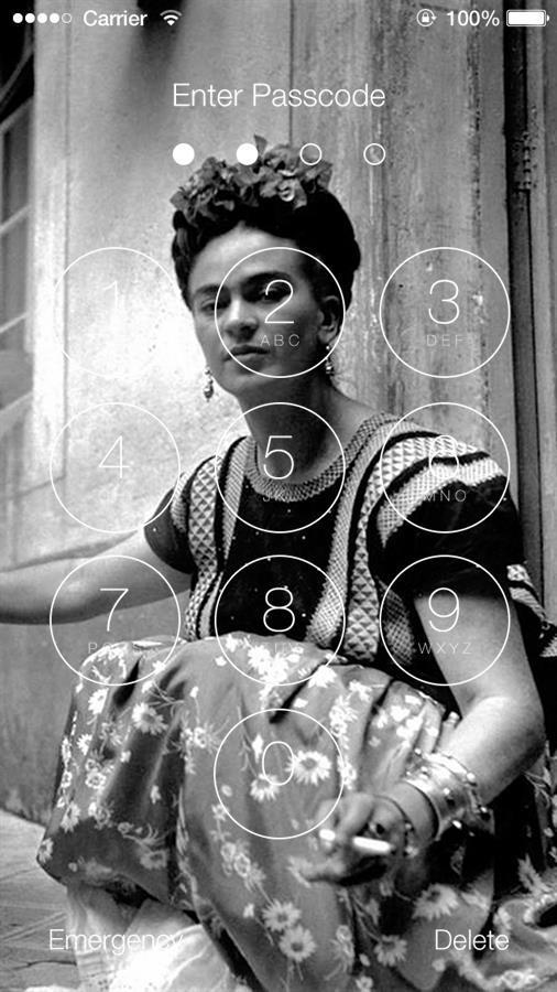 Frida Kahlo Hd Wallpaper Lock Screen For Android Apk Download