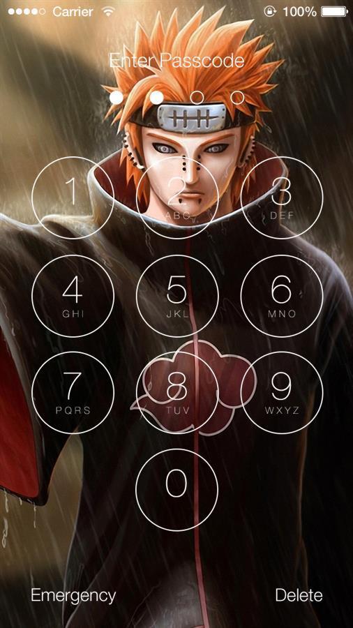 Naruto Shippuden Hd Wallpaper Lock Screen Fur Android Apk