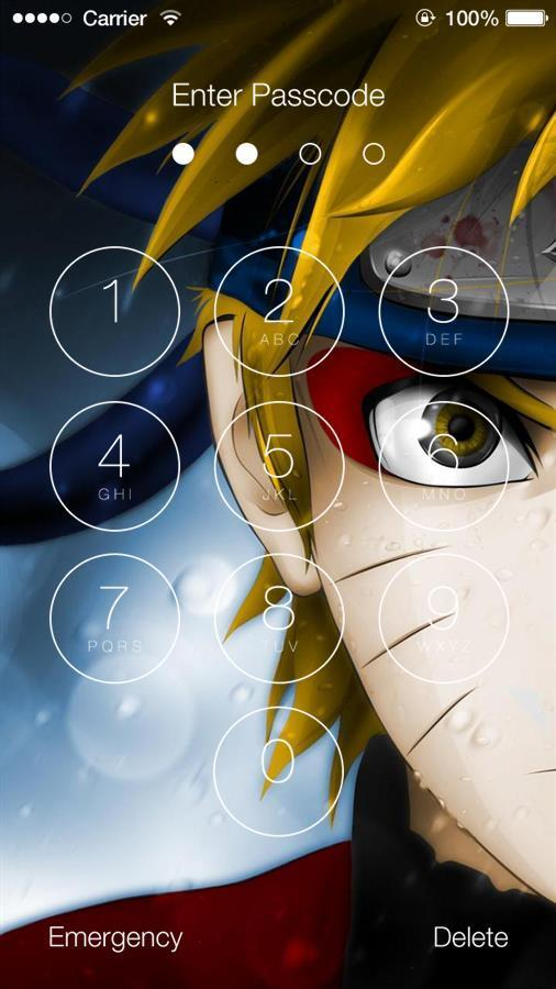 Naruto Shippuden Hd Wallpaper Lock Screen For Android Apk Download