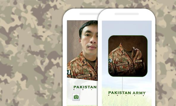 Pak Army Suit-Uniform Editor apk screenshot