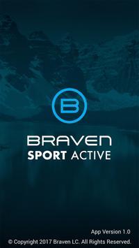 Braven Sport poster