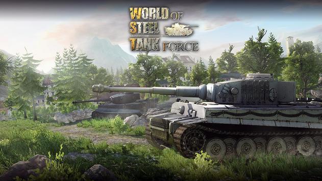 World Of Steel : Tank Force постер
