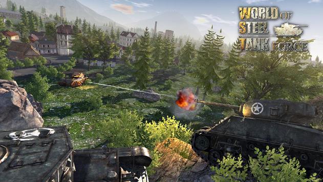 World Of Steel : Tank Force скриншот приложения