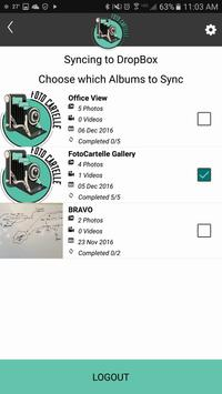 FotoCartelle Pro apk screenshot