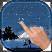 Magic Touch - Dream Night Live Wallpaper icon