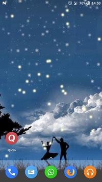 Magic Touch - Dream Night Live Wallpaper poster
