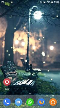 Magic Touch - Dream Night Live Wallpaper apk screenshot
