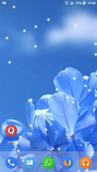 Magic Ripple - Peach Flowers apk screenshot