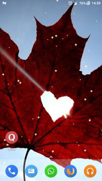 Magic Touch - Red Leaves apk screenshot