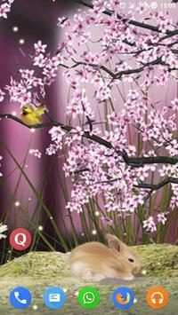 Magic Wave - Fairy Tale Live Wallpaper apk screenshot