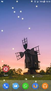 Magic Wave - Windmill Live Wallpaper apk screenshot