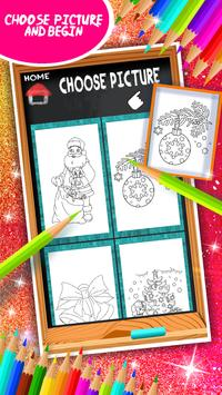 New Year Coloring Book screenshot 10
