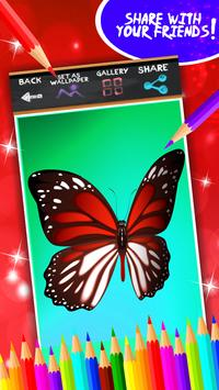 Butterfly Coloring Book screenshot 14