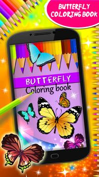 Butterfly Coloring Book screenshot 8
