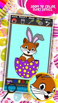 Easter Coloring Book screenshot 11